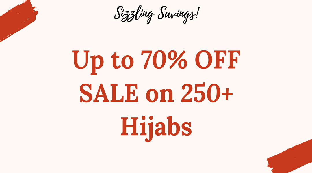Hijabs & Islamic Gifts Sale