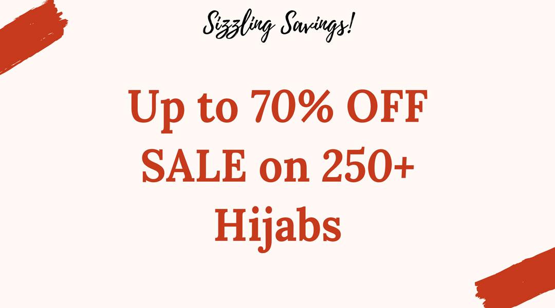 Hijabs & Islamic Gifts Sale