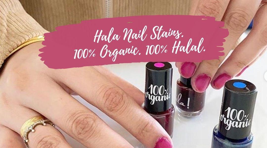 Hidden Pearls Halal Nail Polish