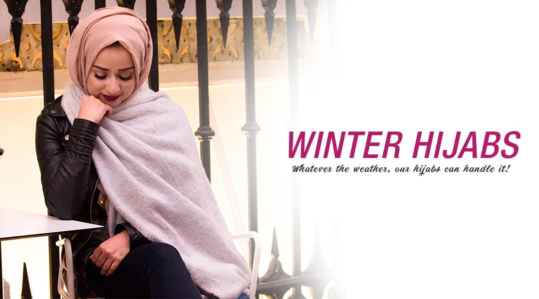 Winter Hijabs 2017 2018