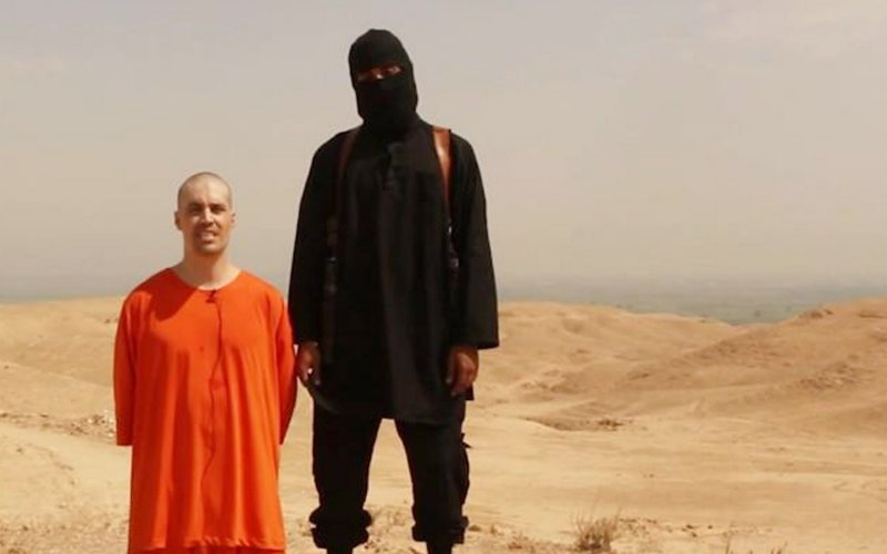 Isis Beheading - Homeland