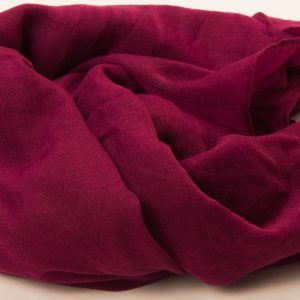 Burgundy Plain Hijab