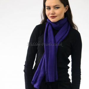 Plain Hijab Light Violet