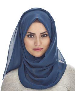 Plain Hijabs