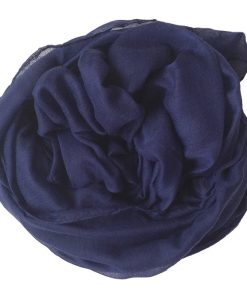 Navy Blue Hijab