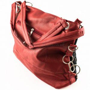black-red-handbag