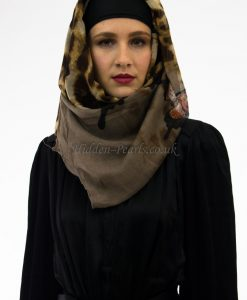 Butterfly Hijab Stone Mix 2