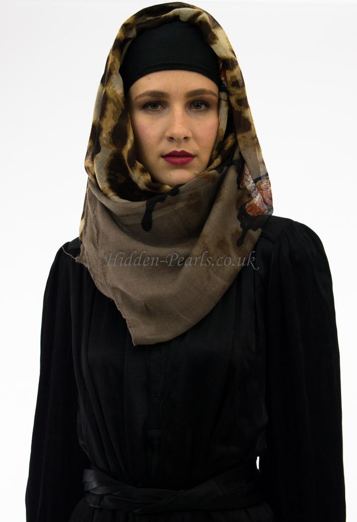 Butterfly Hijab Stone Mix 2