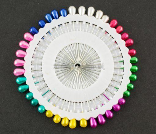 Large Teardrop Multi colour