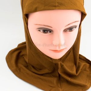 Ninja Underscarves - Tan Brown - Hidden Pearls