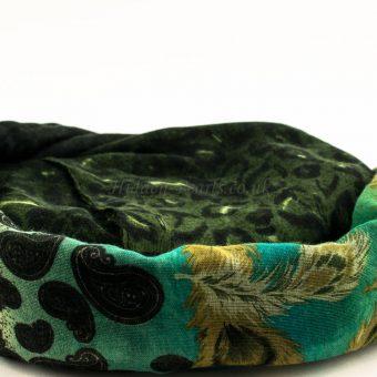 sea-green-leopard-print