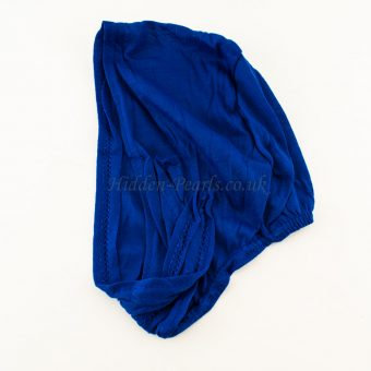 Bonnet royal-blue