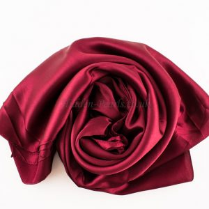 burgundy-plain-silk