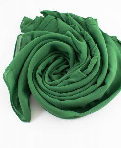 Chiffon Hijab Green