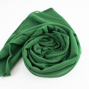 Chiffon Hijab Green 3