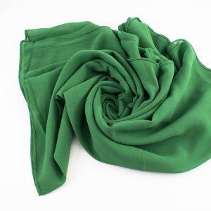 Chiffon Hijab Green 5