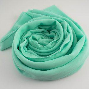 Chiffon Hijab Mint 7