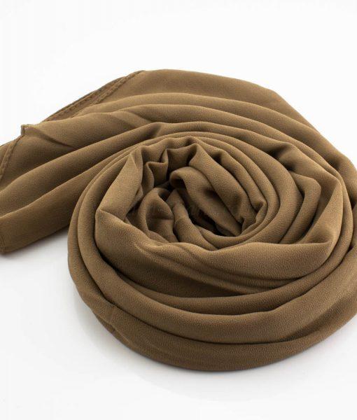 Everyday Chiffon Hijab Latte