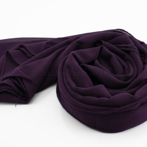 Everyday Chiffon Hijab Plum
