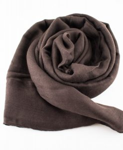 Everyday Plain Hijab Cocolate