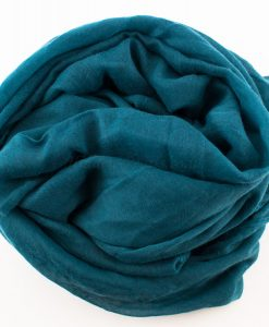 Everyday Plain Hijab Teal Blue