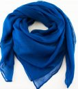 Everyday Plain Hijab Royal Blue 2