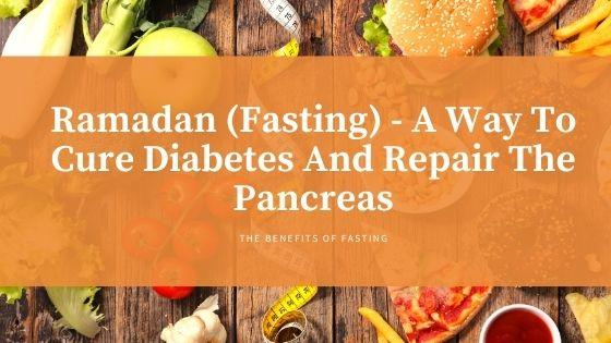 Hidden pearls - ramadan & fasting article