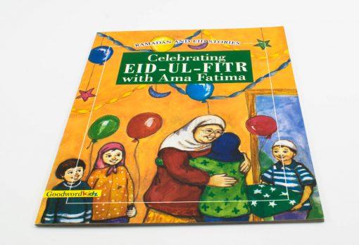 Celebrating Eid-ul fitr with Ama Fatima - Hidden Pearls