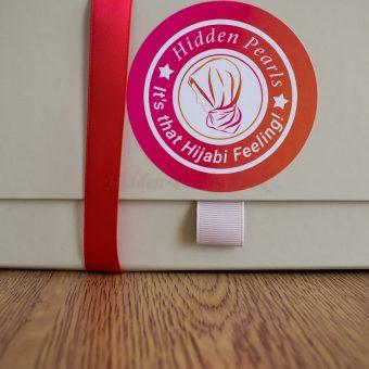 Islamic Gift Box Packaging Large - Islamic Gifts