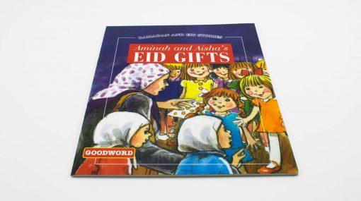 Eid Gift Box - Amina and Ayisha Eid Gifts - Hidden Pearls