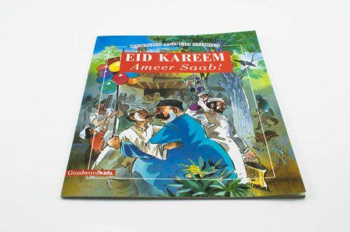 Eid Kareem Amir Saheeb - Hidden Pearls