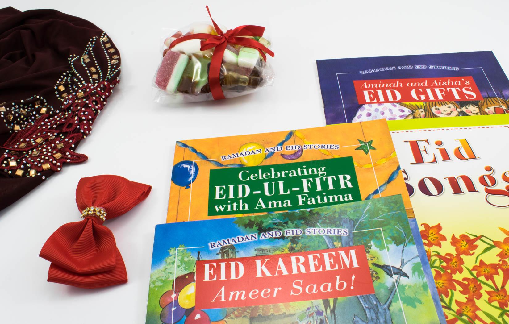 Girls Eid Gift Box
