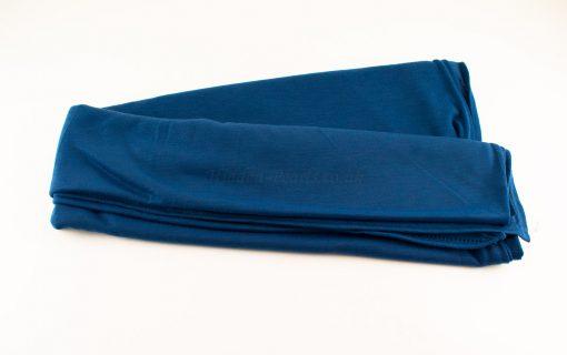 Jersey Plain Deep Blue Hijab
