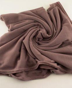 Jersey Plain Lavender Pink 5