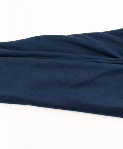 Jersey Plain Navy Blue 3