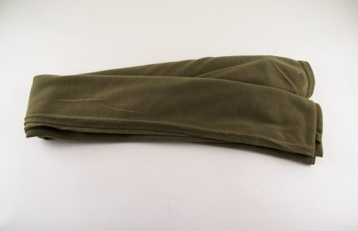 Jersey Plain Olive Hijab