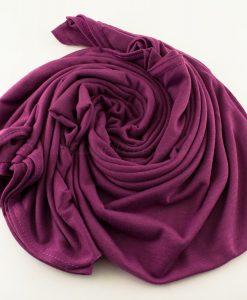 Jersey Plain Pink 5
