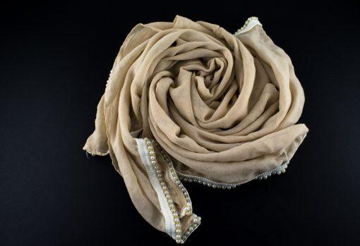 Pearl & Lace Beige