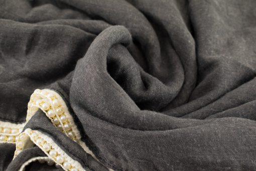 Pearl & Lace Dark Grey 3