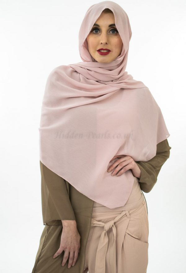 Deluxe Chiffon Soft Pink