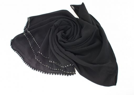 Limited Edition Pearl Chiffon Black 3