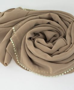 Limited Edition Pearl Pearl Chiffon Deep Beige 4