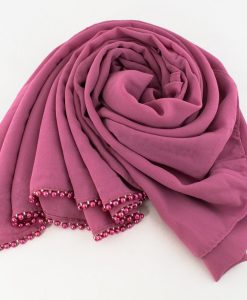 Limited Edition Pearl Pearl Chiffon Dusky Rose 5