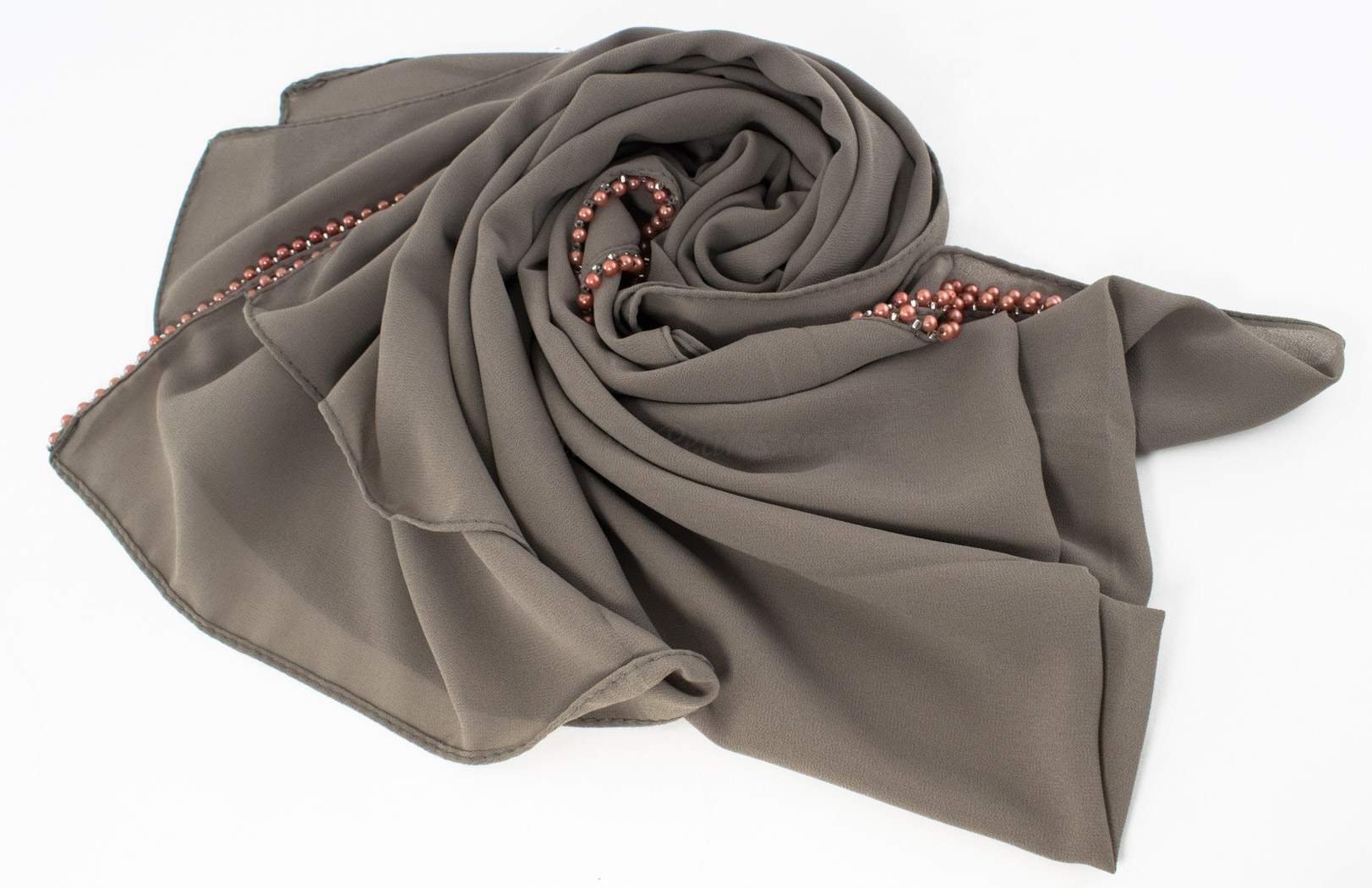Limited Edition Pearl Pearl Chiffon Taupe Grey