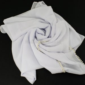 Limited Edition Pearl Pearl Chiffon White 4