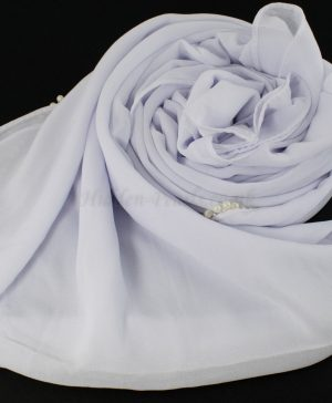 Limited Edition Pearl Pearl Chiffon White 5