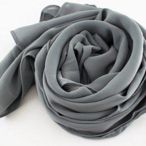Deluxe chiffon grey 4