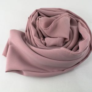Deluxe chiffon soft pink 2