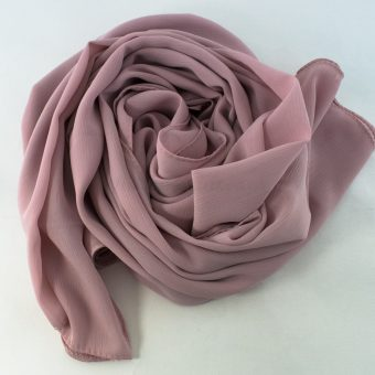 Deluxe chiffon soft pink 3