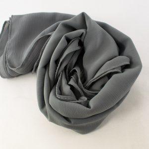 Deluxe chiffon grey 8
